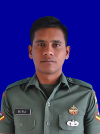 <h6>Sertu (K) Praja Wiradana Damanik</h6>